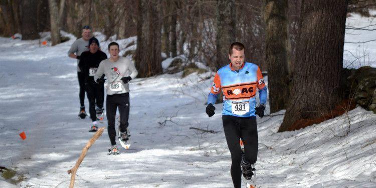 run in the cold