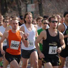 marathoners and fat