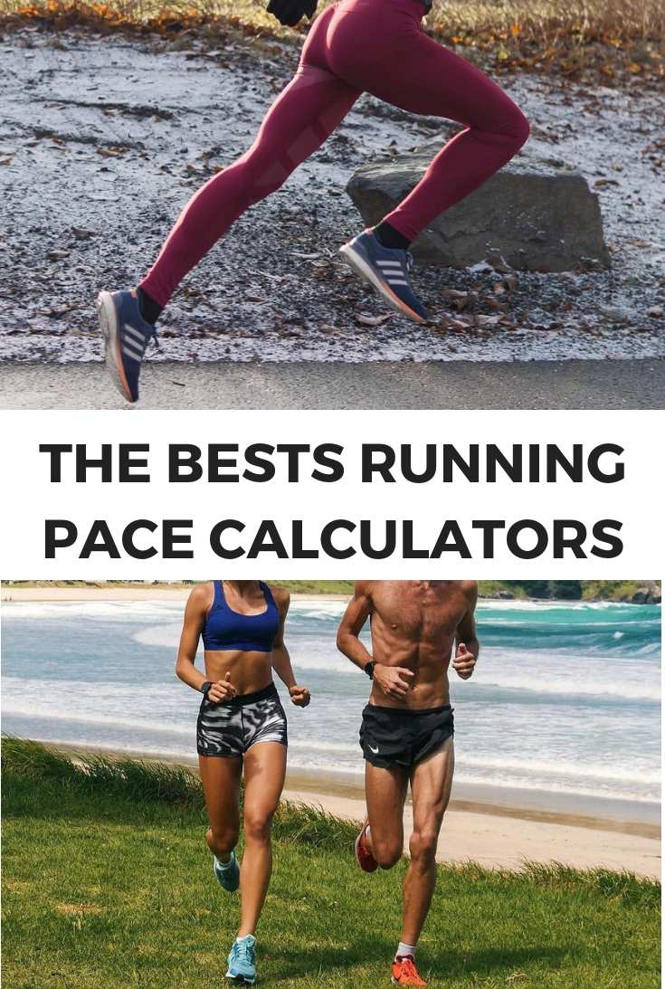 The bests running pace calculators