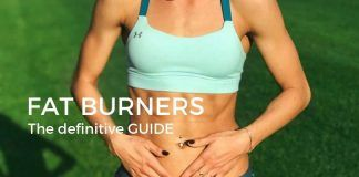 FAT BURNERS The definitive GUIDE