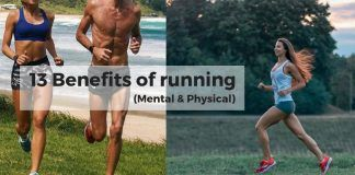 13 Benefits of running (Mental & Physical)