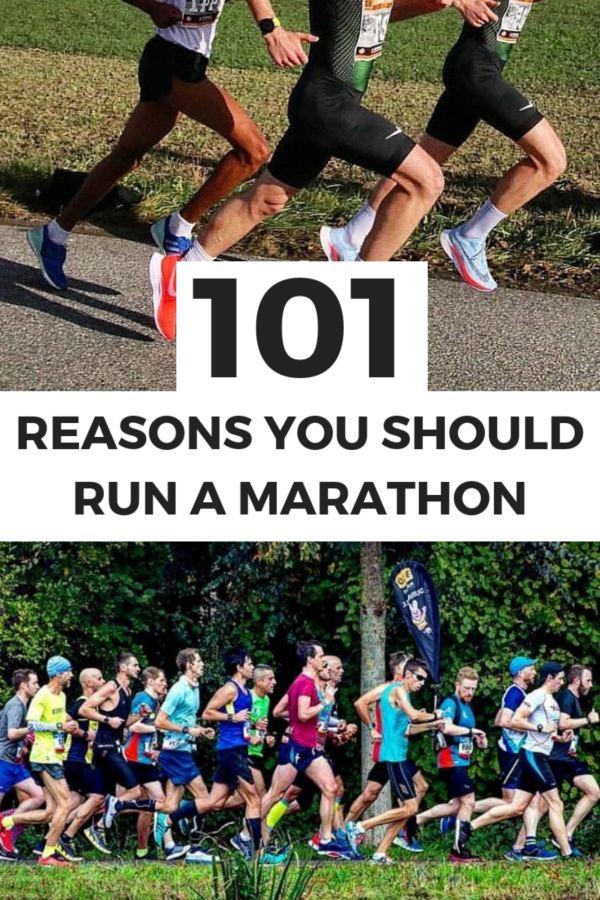 reasons marathon