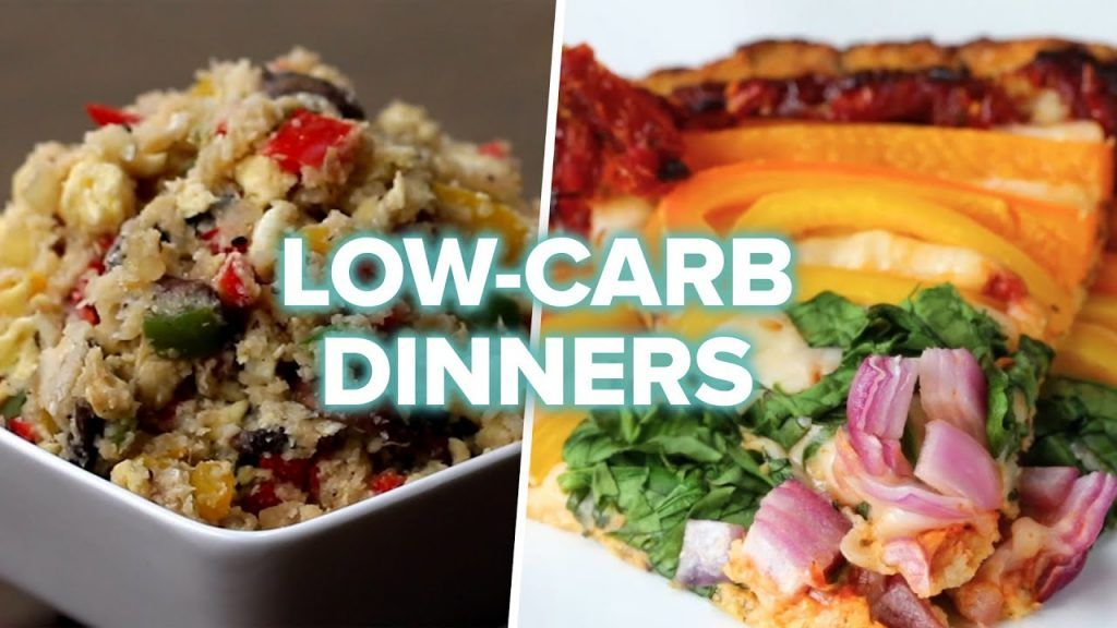 Low Carb Dinners: 15 Ideas to Serve in Under 15 Minutes