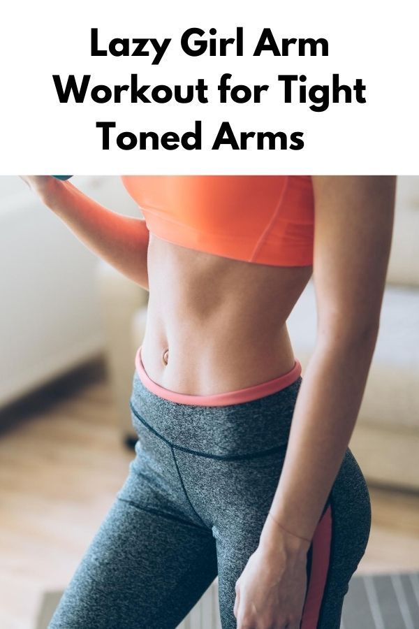 Get more toned arms with these upper body exercises!