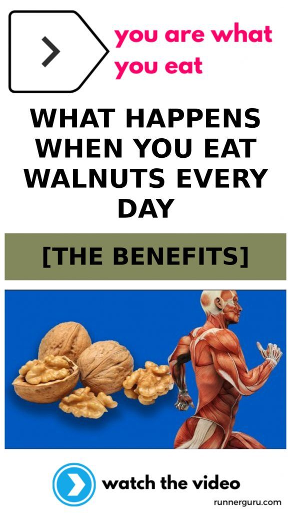 What Happens When You Eat Walnuts Every Day