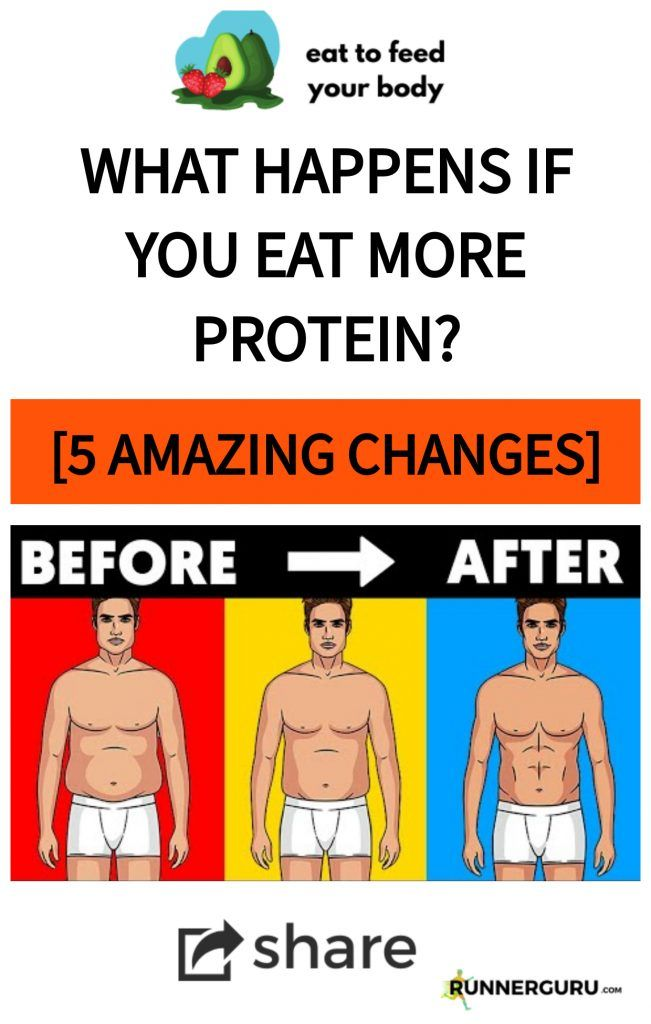 What Happens If You Eat More Protein?