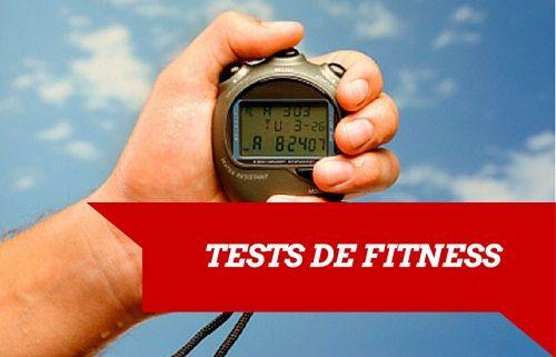 The (minimal) fitness test ⋆ Revolutionary Fitness