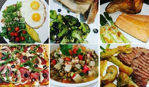 A Week of My Meals: Breakfast Ideas, Shakes, Desserts, Strategies, Calories and More ⋆ Revolutionary Fitness