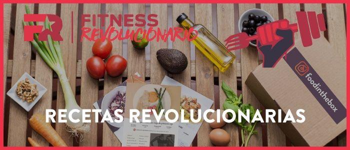 Our Revolutionary Recipes